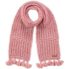 Accessori sciarpe rose in poliestere per bambine dai 2 ai 16 anni