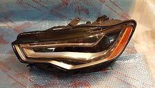 12 13 14  AUDI A6 S6 LEFT DRIVER SIDE FULL LED OEM HEADLIGHT 4G0941033E