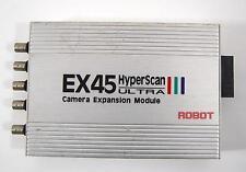 Robot EX45 Hyperscan Ultra Camera Video Expansion Module EX45R Tested NTSL/PAL