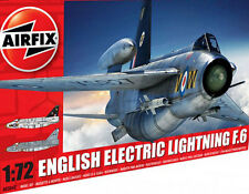 Airfix EE English Electric Lightning F6 F6 RAF Singapore 1:72 Modell-Bausatz kit