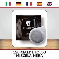 150 CIALDE CARTA ESE44 CAFFE' LOLLO MISCELA NERA + OMAGGIO
