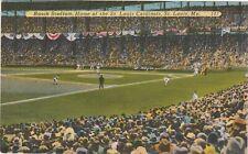 Busch Staidum, Home of St Louis Cardinals postcard St Louis MO baseball stadium