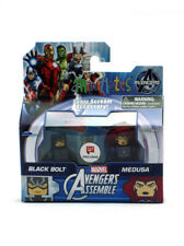 Marvel Minimates Black Bolt & Medusa Walgreens Exclusive Series Wave 6 New