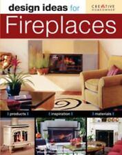 BOOK Creative Homeowner Design Ideas for Fireplaces 2007 NEW got a bit damaged