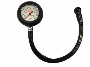 Racetech Proessional Tyre Pressure Gauge 60 PSI/4 BAR (P6D)