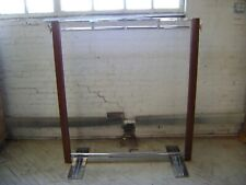 Retail Nautical Floor Standing Garment Clothing Display Rack