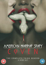 American Horror Story Season 3: Coven  (DVD)