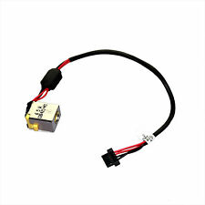 DC AC  Power Jack W/ Harness Cable FOR ACER ASPIRE ONE 756 AO756 DC30100L100