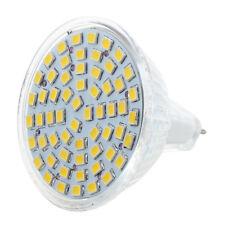 MR16 LED 60 SMD Spot Lampe Strahler Leuchte Leuchtmittel Warmweiss 12V 2,5W I2N8