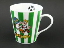 Henkelbecher Kaffeebecher Tasse von Arzberg Retsch Fussball