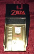 Nintendo The Legend of Zelda Cartridge Cardholder NEW
