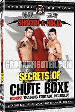 """Mauricio """"Shogun"""" Rua UFC MMA Champ Chute Boxe DVD'S!"""