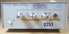 Agilent Hp 83446A Stm-16/Oc-48 Lightwave Clock/Data Receiver Ships Today!