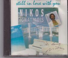 NIKOS-Ignatiadis Still In Love With You cd album