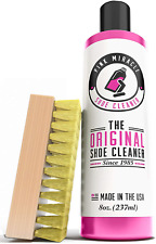 Pink Miracle Bottle - Shoe Cleaner - Fabric Cleaner Solution With Free BONUS - 4