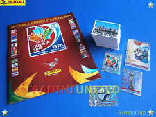 Panini★WM 2015 Frauen Women World Cup 15★complete set/Komplett-Satz +empty album