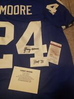 Lenny Moore Signed Autographed Jersey with JSA COA Baltimore Colts
