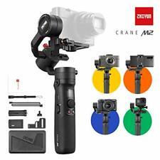 [ZHIYUN authorized agent] -Crane-M2-3 axis handheld gimbal stabilizer