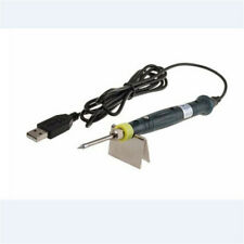 1pcs Tragbare Mini-USB 5V 8W Elektrisch Lötkolben Stift/Tip Touch-Schalter