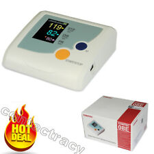 FDA color upper arm blood pressure monitor sphgmomanometer meter with adult cuff