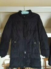 PARAJUMPERS MASTERPIECE Womens Down Parka Coat, Size S  NO HOOD
