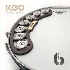 KEO Percussion Snare Drum Tambourine KEO-SNR-TAM