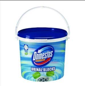 25 X Domestos Professional Fragranced Urinal Block's