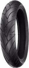New Shinko 005 Advance Radial 120/70ZR17 Front Motorcycle Tire