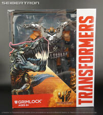 GRIMLOCK Transformers 4 Age of Extinction Generations Leader Movie (Damaged Pkg)