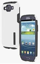 Incipio Samsung Galaxy S3 Double Cover Hard Case w/ Silicone Core - White/Gray