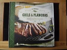 BOOK RECIPE Original & Classic GRILS & PLANCHAS LE CREUSET NEW