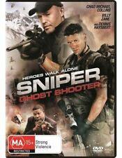 Sniper - Ghost Shooter (DVD, 2016)