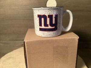 NY GIANTS NFL FOOTBALL Campfire Coffee Mug Cup NEW QUALITY GIFT !