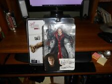 NECA SAW CULT CLASSICS JIGSAW KILLER (HUMAN) PUPPET+TRICYCLE BRAND NEW FREE SHIP