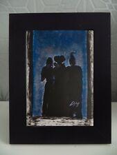 Scenescapeshop - Hocus Pocus Three Witches - framed print