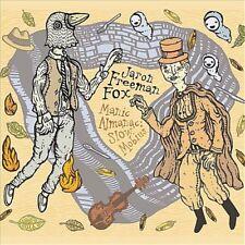 Freeman-Fox, Jaron-Manic Almanac: Slow Mabius CD   New