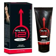 Buy why not12Penis Male Enlargement cream Grow Bigger Thicker Longer Size Sexual