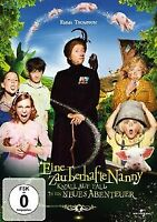 Eine zauberhafte Nanny - Knall auf Fall in ein neues Aben... | DVD | Zustand gut