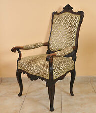 Baroque armchair from the 18th century