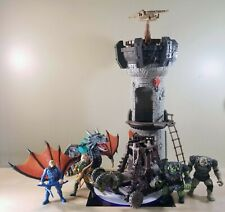 CHAP MEI TRUE LEGENDS TOWER ORC PLAYSET MYTHICAL WARRIORS TOYS R US RARE