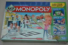 4 players Monopoly Modern Board & Traditional Games