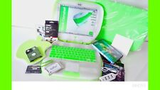 Apple iBook G3 Clamshell KEY LIME TRANSLUCENT 467MHz DVD 60GB HD 576 RAM = Great