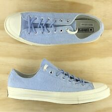 Converse Chuck Taylor All Star 70 Ox Light Blue White Low Shoe 160097C Size 11
