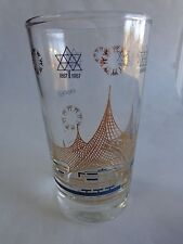 Beer Drink Glass <> Expo 67 Montreal Canada 1867-1967 ~ German Pavilian, Germany