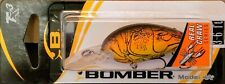 Bomber Model 4A Real Craw Series - Sunrise Craw. Dives 3-6 ft.