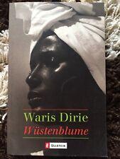 Wüstenblume Waris Dirie Ullstein Verlag Roman Buch
