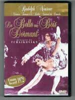 ♫ - LA BELLE AU BOIS DORMANT - RUDOLPH NOUREEV - 1972 - DVD EN BON ÉTAT - ♫