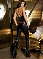 Victoria's Secret,Joseph Israel New York, Women's leather pants size 0