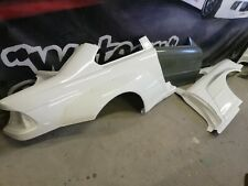 BMW E46 Coupe Drift Wide Body Kit Rear End Quarters Fenders Arches