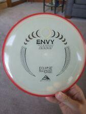 NEW Axiom Discs Eclipse Glow Proton Envy 174g Red Rim Putter Golf Disc